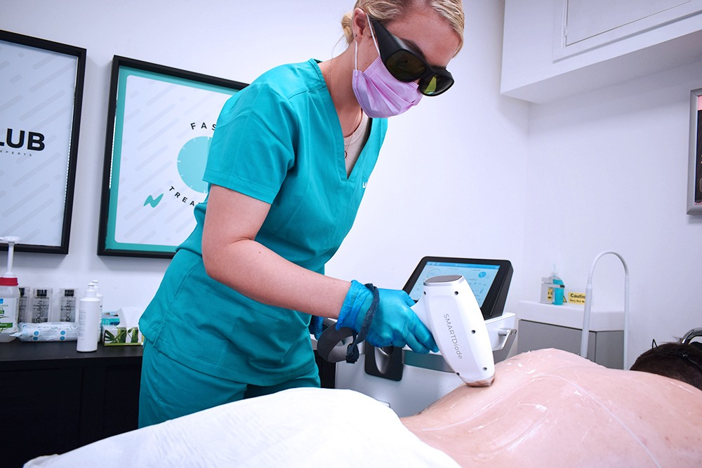 How to care for your skin after laser hair removal